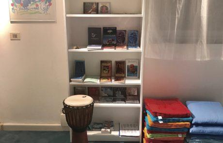 Centro Sri Chinmoy di Udine: musica e libri