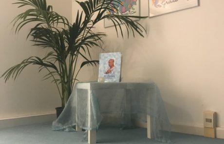 Centro Sri Chinmoy di Udine: sala meditazione