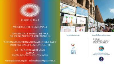 Giornata internazionale della pace 21 settembre 2020
